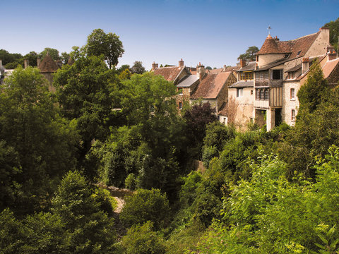 creuse valley france