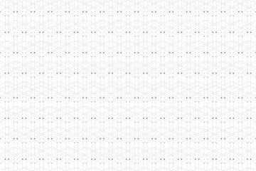 Geometric pattern with connected line and dots. Graphic background connectivity. Modern stylish polygonal backdrop for your design. Vector illustration.