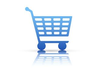 icona, carrello, acquisti, commercio, compere