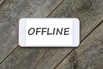 Smartphone -  Offline
