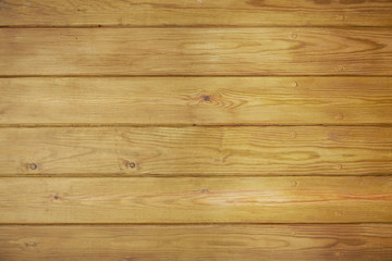 A page full of varnished pine wood floor boards background texture