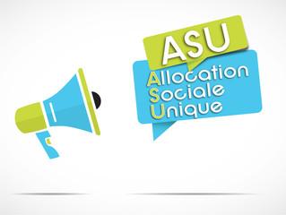 mégaphone : ASU