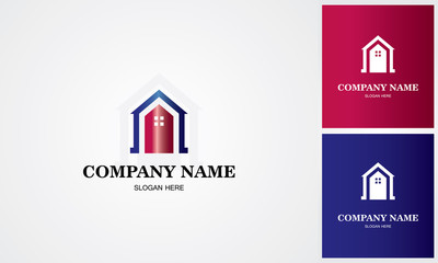 home construction logo