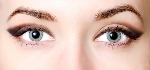 female eyes sexy girl