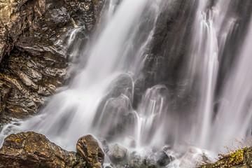Waterfall Norway - trollstigen, Norge