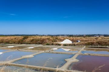 Guerande - Salt Marsh