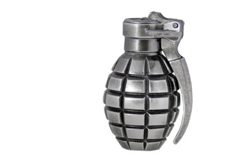 Isolated grenade lighter