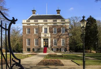Town Hall of Maarssen, Holland