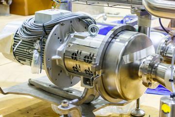 Industrial equipment, tubes