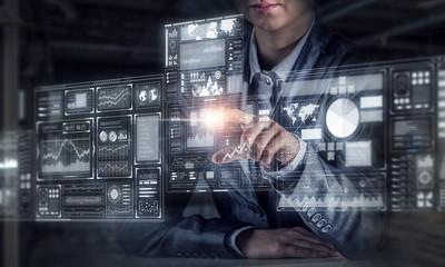 Virtual tehnologies in use