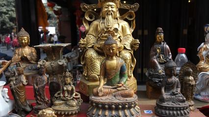 Chinese buddhist worship