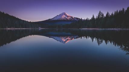 Fototapeta Mirror lake