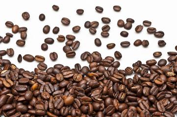 ganze Kaffeebohnen