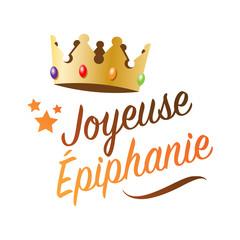 Joyeuse épiphanie