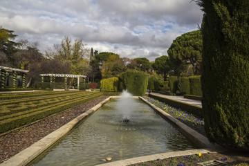 Parque de El Retiro, Madrid, España