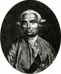 Jacques-Étienne Montgolfier, inventor of hot air balloon