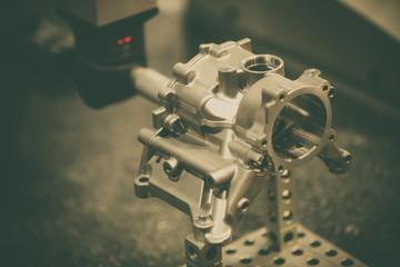 CNC metal fabrication