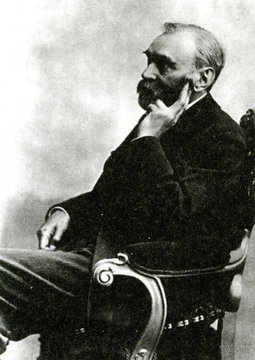 Alfred Nobel, Swedish chemist, engineer, inventor, businessman