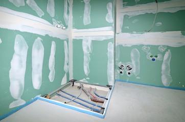 neues Bad, Dusche