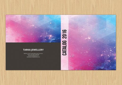 Jewelry Catalog Layout 2