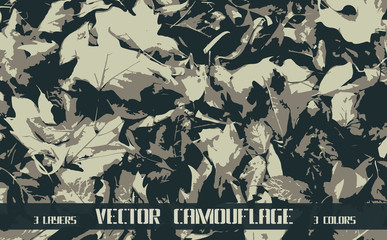 vector camouflage