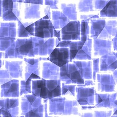 Light blue abstract digital pattern or background