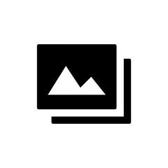 Image Icon Flat