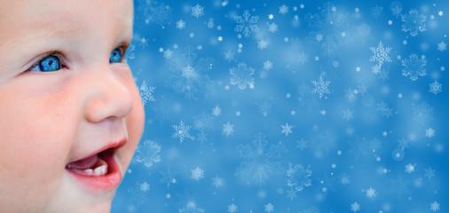 Christmas Sky Baby