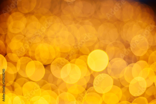 golden bokeh shiny yellow - photo #5