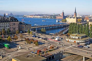 Sodermalms in Stockholm, Sweden