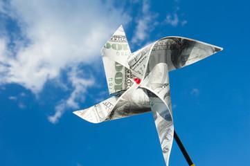 Dollar Pinwheel