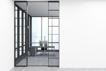 CEO office entrance
