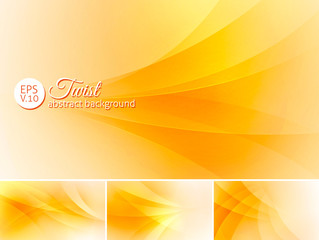 Twist  abstract background