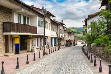 Street in Veliko Tarnovo