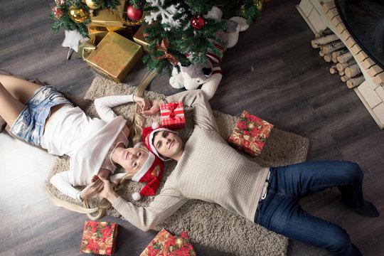 Светлый праздник рождества. С новым годом. Красивая, новогодняя ёлка. Light holiday of Christmas. Happy New Year. Beautiful, New Year tree