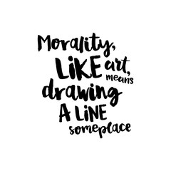 Vector calligraphy image