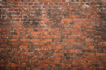Old brickwall background