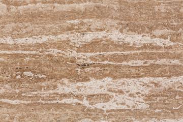 Travertine stone in macro. Abstract texture.