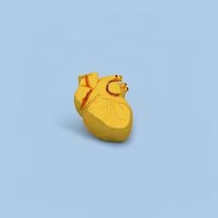 Gold hearth
