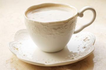 Elegant Afternoon Coffee
