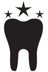 Teeth Icon Star