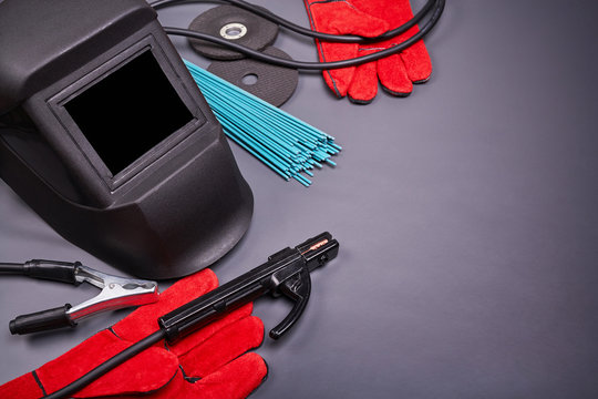 Protective clothing for welding