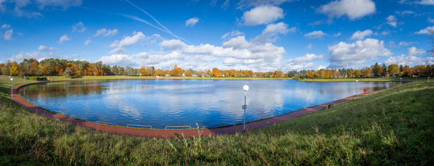 Le lac d'Orléans La Source