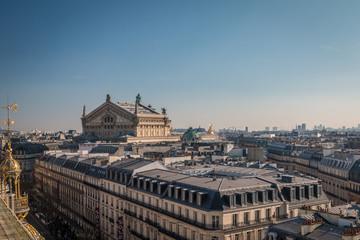 Paris Opera view