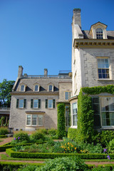 George Eastman House in Rochester, New York State, USA.