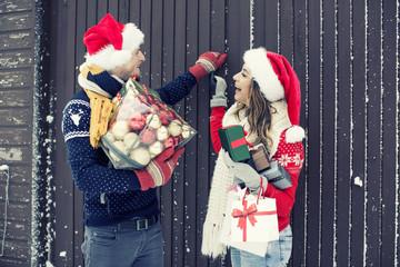 Beusch zu Weihnachten