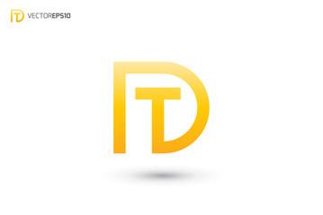 DT Logo or TD Logo
