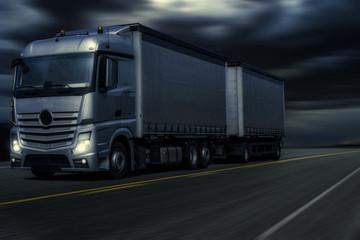 truck 5 dark