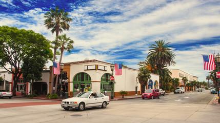 Santa Barbara California - American Cities Photo