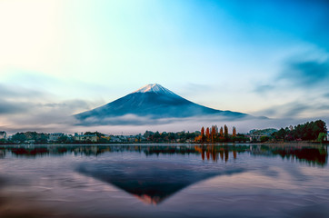 Mt Fuji Fototapete